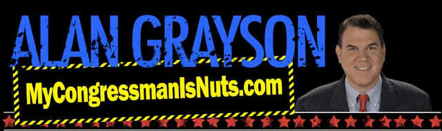 mycongressmanisnuts.com my Congressman is Nuts, Alan Grayson, Angie Langley